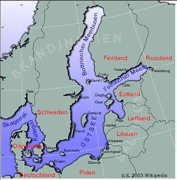 wozu gehört lettland